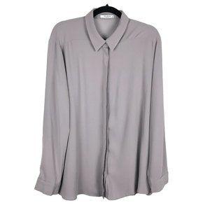 MM Lafleur The Lagarde Shirt in Rain Cloud